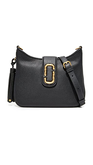 Amazon.com  Marc Jacobs Women s Interlock Small Hobo Bag e9577f63fd52a