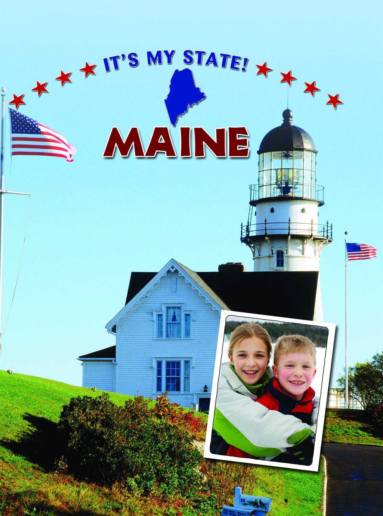Maine (It's My State!) PDF