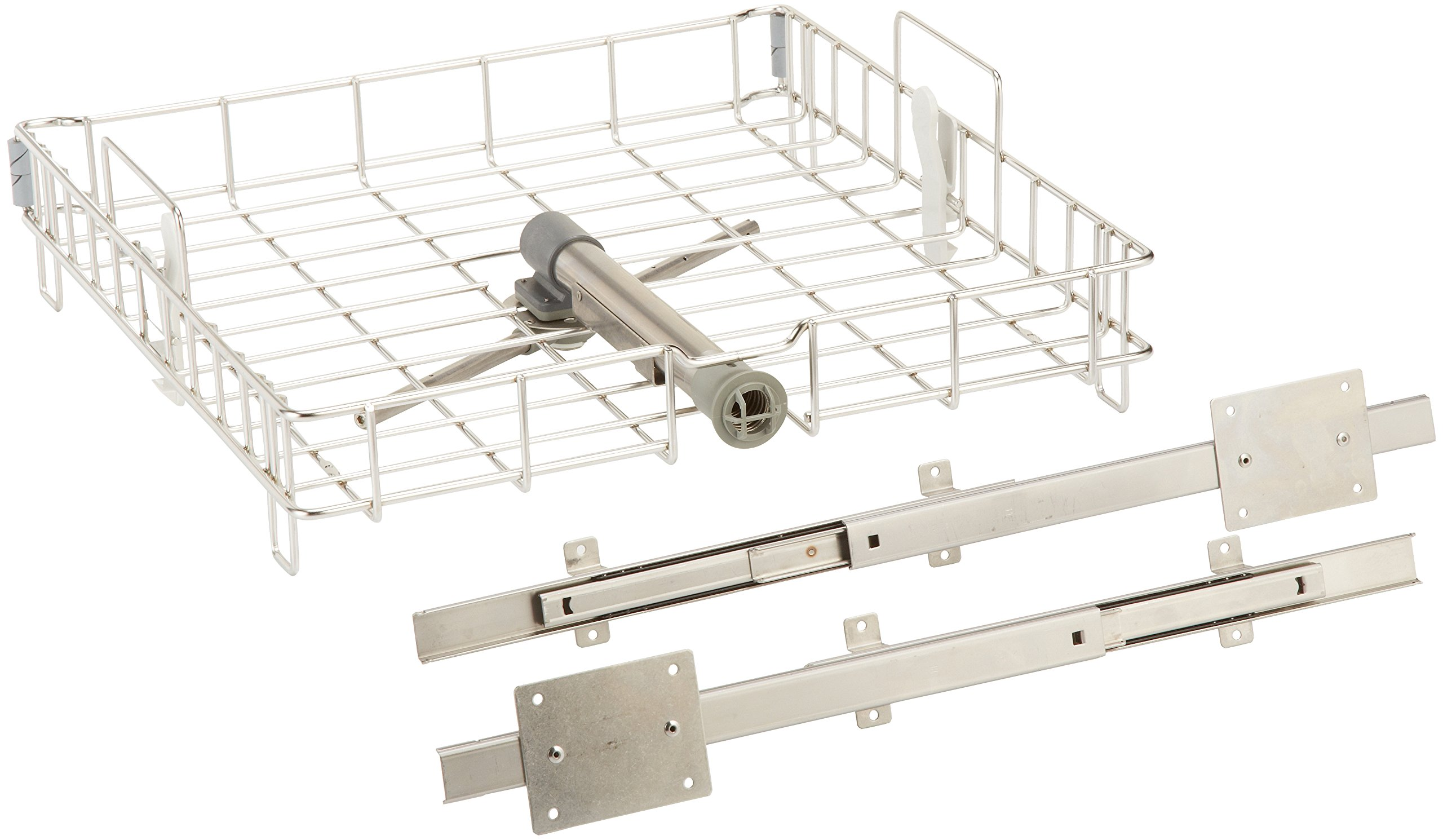Labconco 4595900 Stainless Steel FlaskScrubber Upper Standard Rack, 20.2'' W x 20.9'' D x 6.0'' H by Labconco