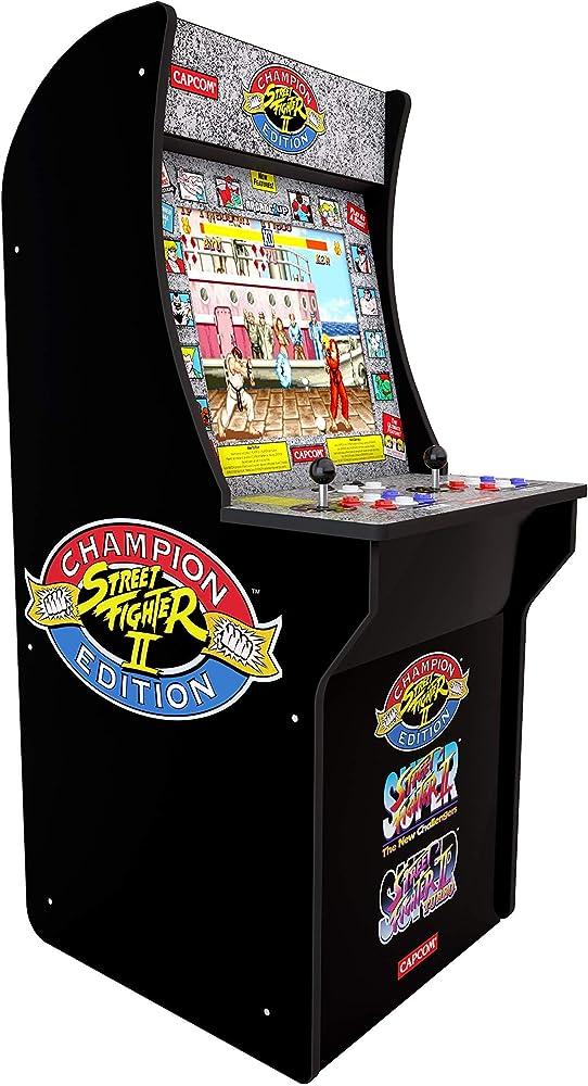 Arcade street fighter ii