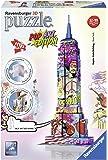 Ravensburger RAP125562 Puzzle 3D Empire State Building - Pop Art Edition, 216 Pezzi