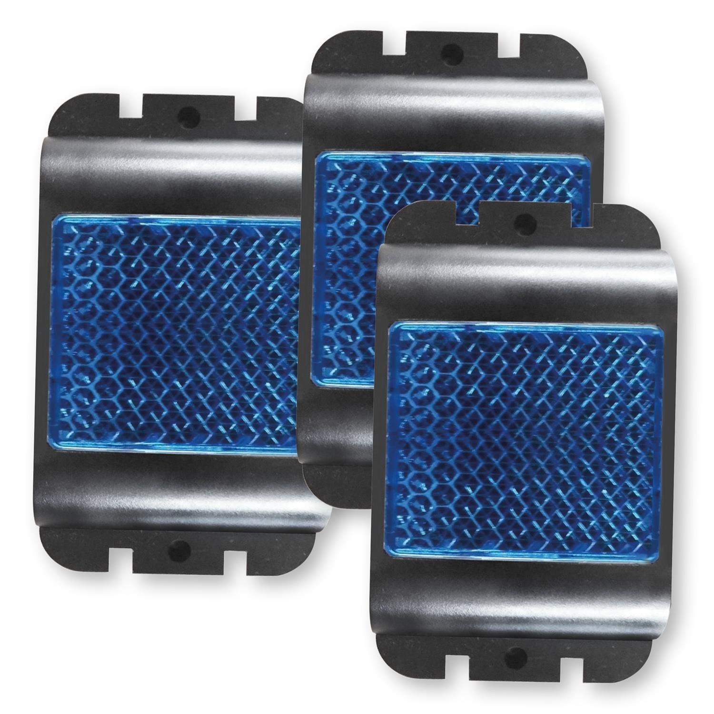 Isotronic de luz LED Azul de Defensa contra Mapache Animales Salvajes cervatillos Jabalí Zorro