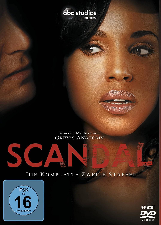 Scandal - Die komplette zweite Staffel [6 DVDs]: Amazon.de: Kerry ...