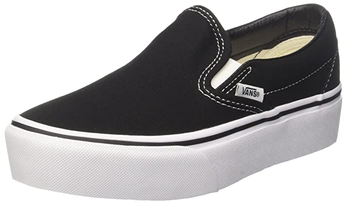 Vans Damen Classic Slip-on Platform Slip On Sneaker