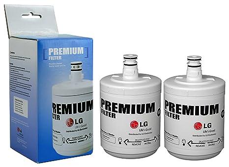 Kühlschrank Filter Lg : Lg lt p vertikal kühlschrank wasser filter doppelpack amazon