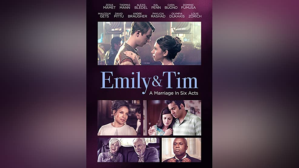 Emily and Tim