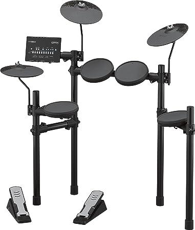 Amazon Com Yamaha Electronic Drum Set Dtx402k Dtx402k Musical