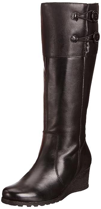 Lotus Bellano Wedge Heel Women S Boots Amazon Co Uk Shoes Bags