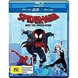 Spider-Man: Into the Spider-Verse (Blu-ray 3D/Blu-ray/Digital) [Region B] [Blu-ray]