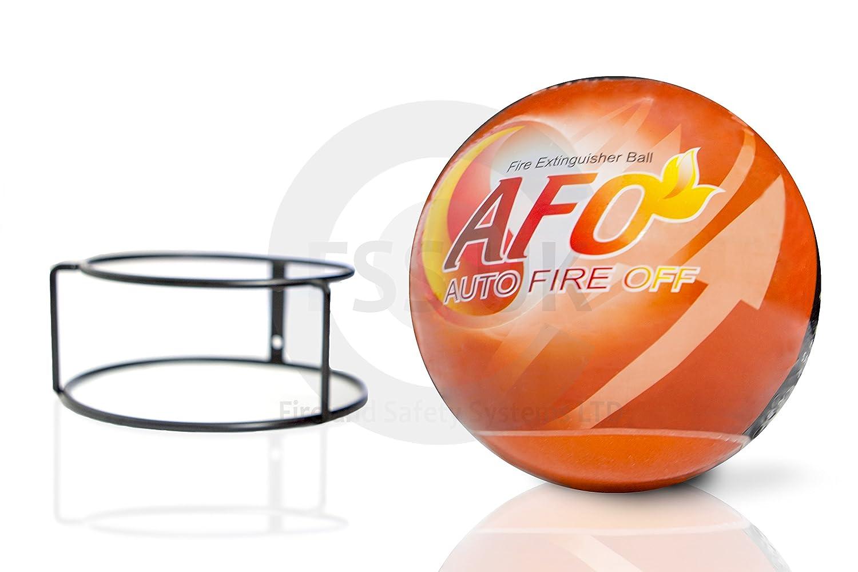 FSS Auto Fire Off Feuerlö scher-Ball, Mehrzweck-Ball, Feuerlö scher, ideal fü r Bereiche mit hohem Brandrisiko, kann auch Feuer lö schen, indem er in das Feuer geworfen wird, Zertifikate: CE, SGS und SNAS AFO