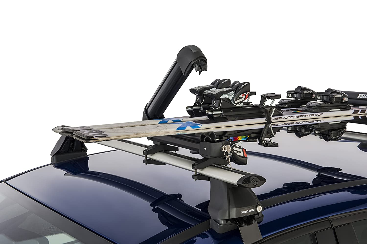 Roof rack fishing rod holders home design ideas and pictures for Roof rack fishing pole holder