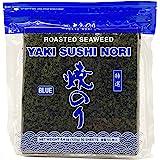 Tokyo Nori Sushi Nori Sheets - 50 Full Sheet - Medium Roasted Seaweed Sheets - Tender Nori Sheets for Sushi
