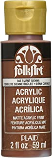 product image for FolkArt Acrylic Paint in Assorted Colors (2 oz), 943, Burnt Sienna