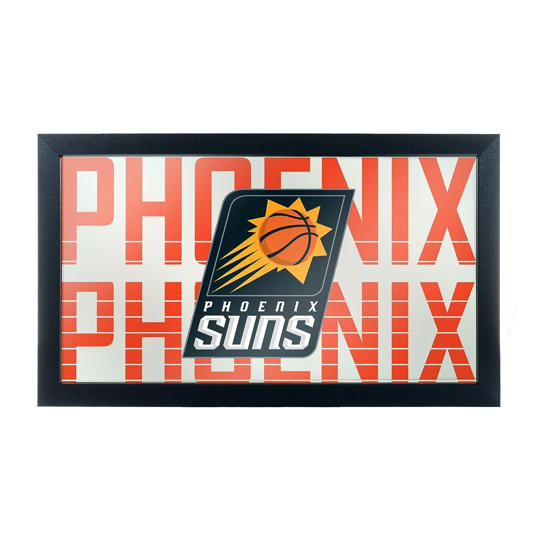 Markenzeichen Gameroom nba1500-ps3 NBA gerahmt Logo Spiegel – City ...