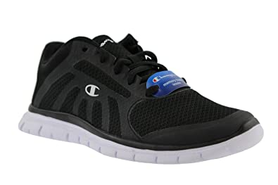 ed9f6fd790e51 Champion Men s S20228 F16 Gymnastics Shoes Black Size  4.5 UK ...