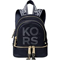 Michael Kors Rhea Logo Mini Convertible Backpack