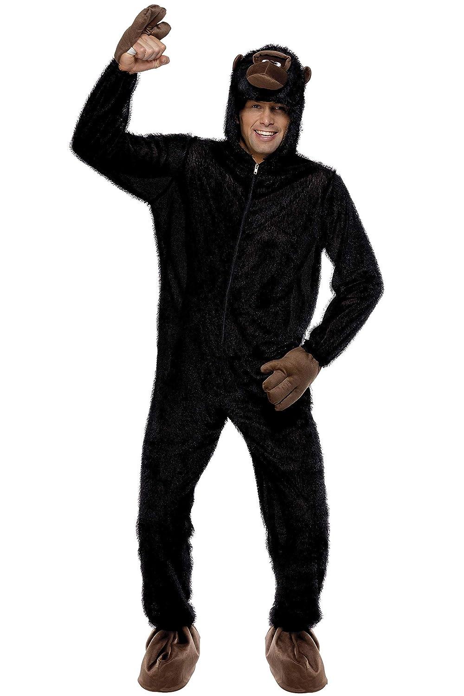 Smiffys - Disfraz de gorila adultos, talla M (32918M): Amazon.es ...