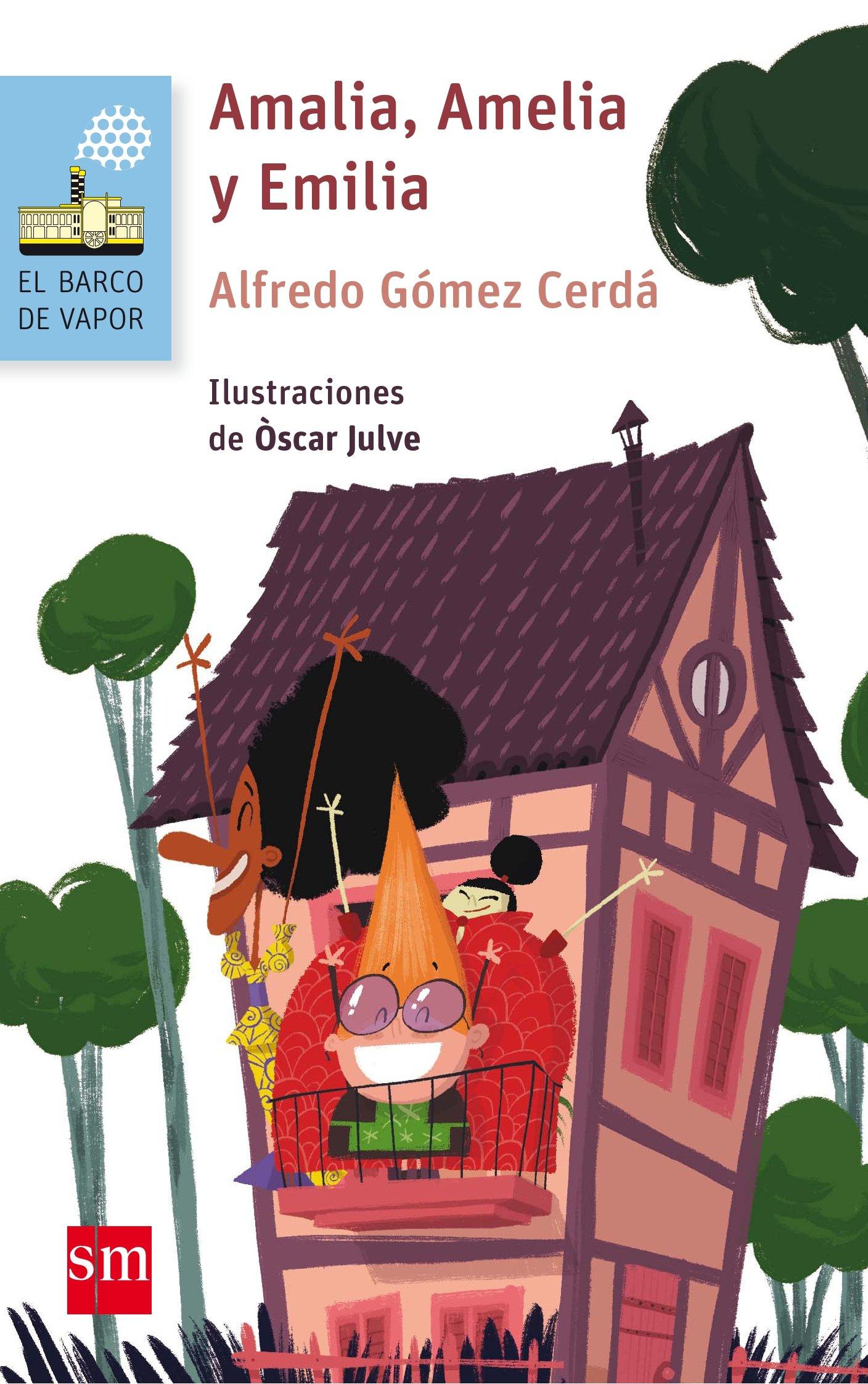 Read Online Amalia, Amelia y Emilia (Spanish Edition) pdf