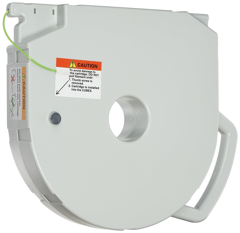 3D Systems 401413-01 Cartucho ABS para Impresora 3D, Verde: Amazon ...
