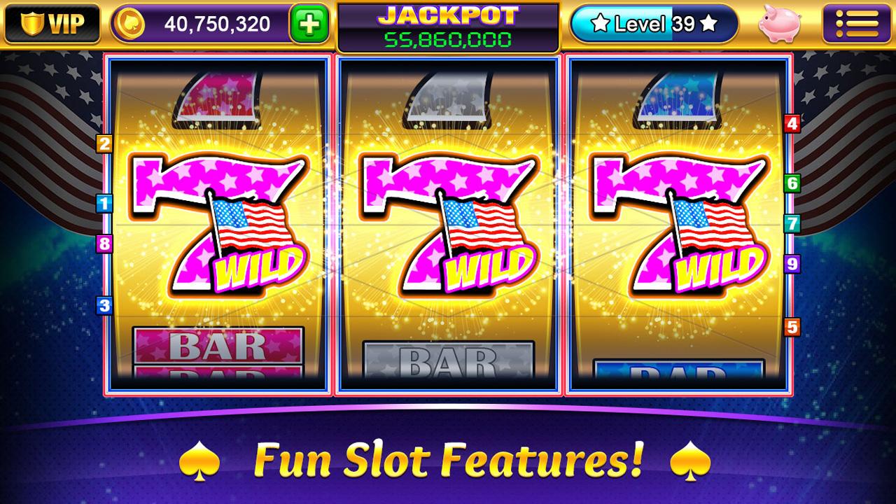 Free Casino Games Slots With Bonus