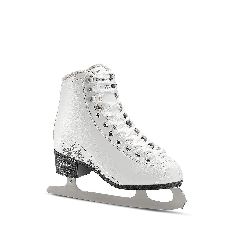 ローラーブレードオーロラのアダルトフィギュアスケート、ホワイト、アイススケートによる Bladerunner Ice [並行輸入] 白い/ホワイト Adult/アダルト6