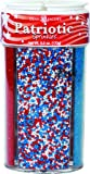 Dean Jacob's 4in1 Patriotic Sugar Sprinkles ~ 3.0 oz.