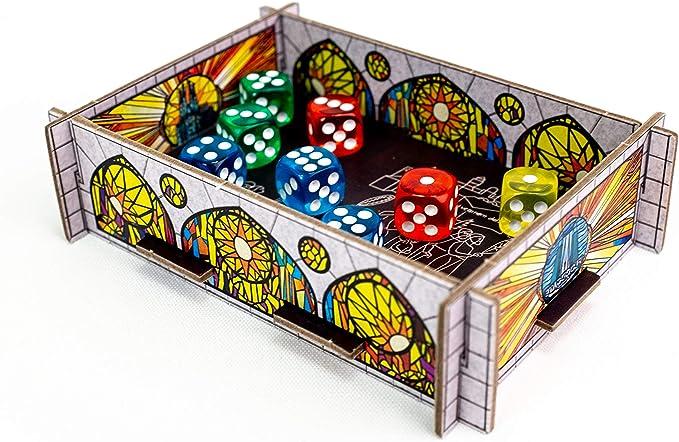 Floodgate Games Sagrada: 5 & 6 Player Expansion - English: Amazon.es: Juguetes y juegos