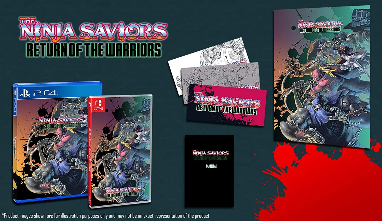 The Ninja Saviors: The Return of the Warriors: Amazon.es ...