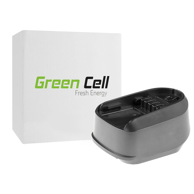 verde Cell Utensili Elettrici Batteria per Bosch ART 26-18 LI (Li-Ion celle 2.5 Ah 18V)