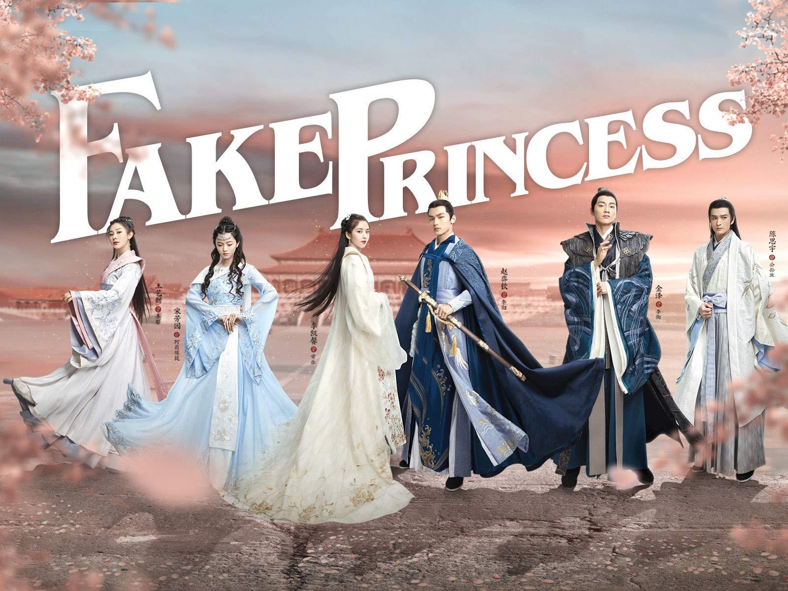 Fake Princess on Amazon Prime Video UK