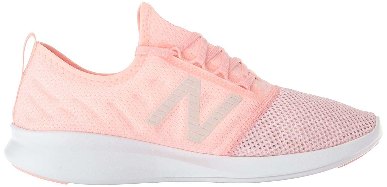 New Balance Women's Coast V4 FuelCore Running Shoe B075R3RDP4 7 B(M) US|Himalayan Pink