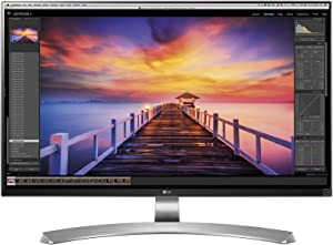 "LG 4K UHD 27UD88-W 27"" LED-Lit Monitor with USB Type-C"