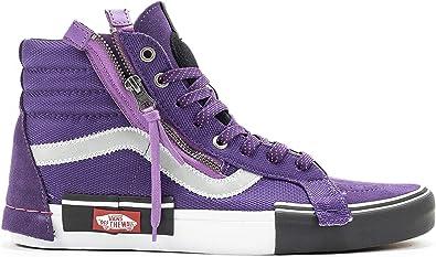 vans sk8 purple
