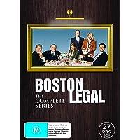BOSTON LEGAL: SEAS 1- 5 BOXSET (27 DISC)