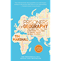Prisoners of Geography: Ten Maps That Tell You