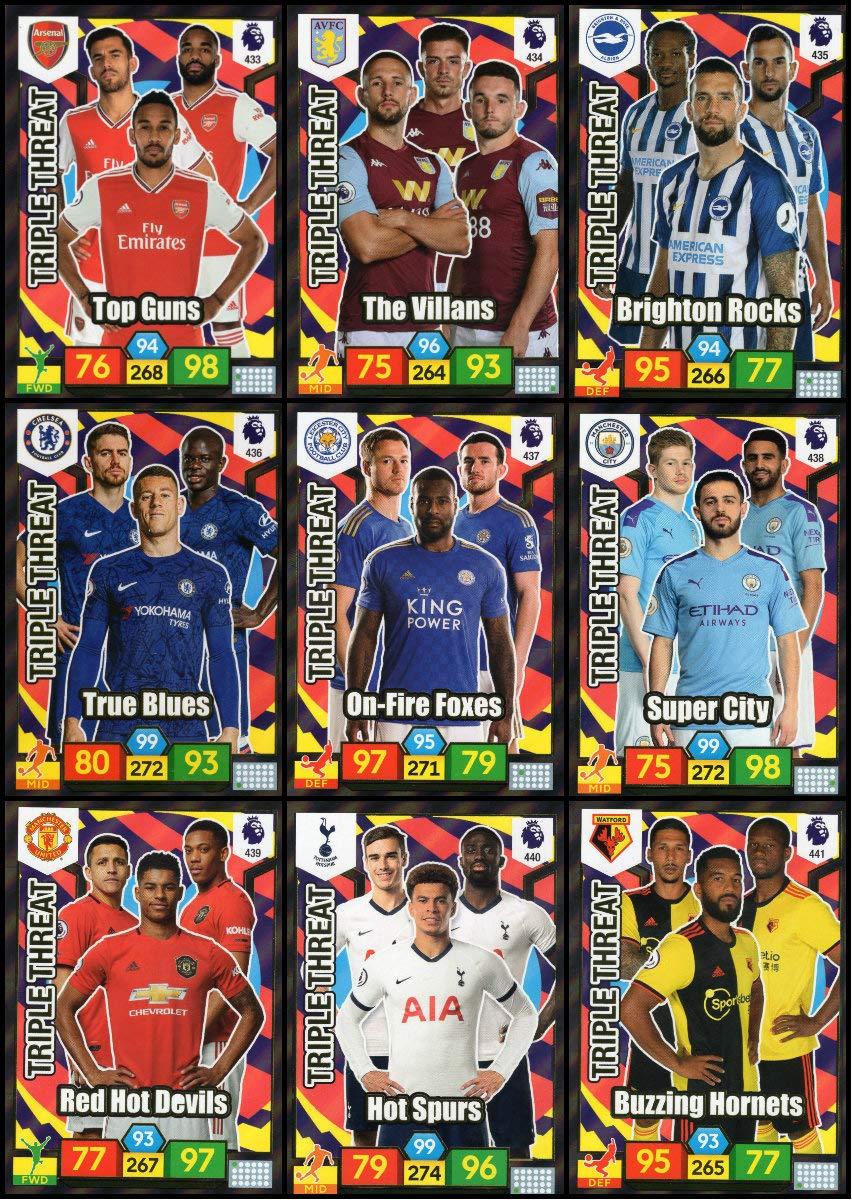 Brighton Panini tabloide Premier League 2019-Anthony Knockaert Nº 92