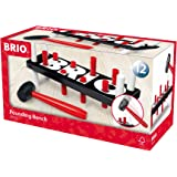 BRIO Pounding Bench Black