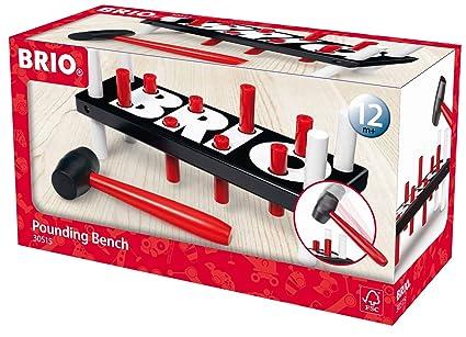 Superb Brio Pounding Bench Theyellowbook Wood Chair Design Ideas Theyellowbookinfo