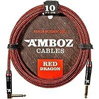 Cable para Instrumentos Red Dragon - Sin ruido