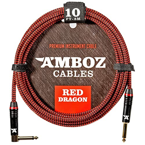 Red Dragon Instrument Cable