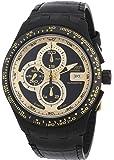 [スウォッチ]SWATCH 腕時計 Chrono Automatic RIGHT TRACK SUNSHINE ライトトラック・サンシャイン SVGB401 メンズ [正規輸入品]