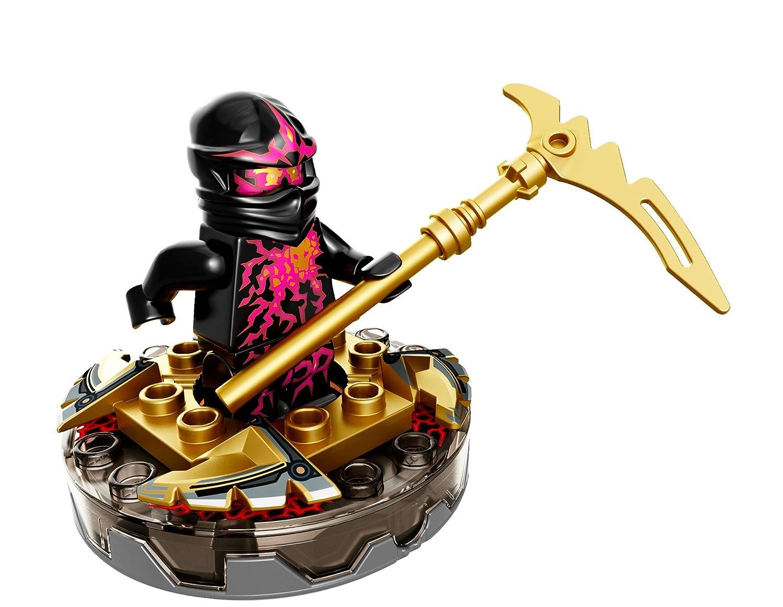LEGO Ninjago 9572 NRG Cole Amazoncouk Toys Games