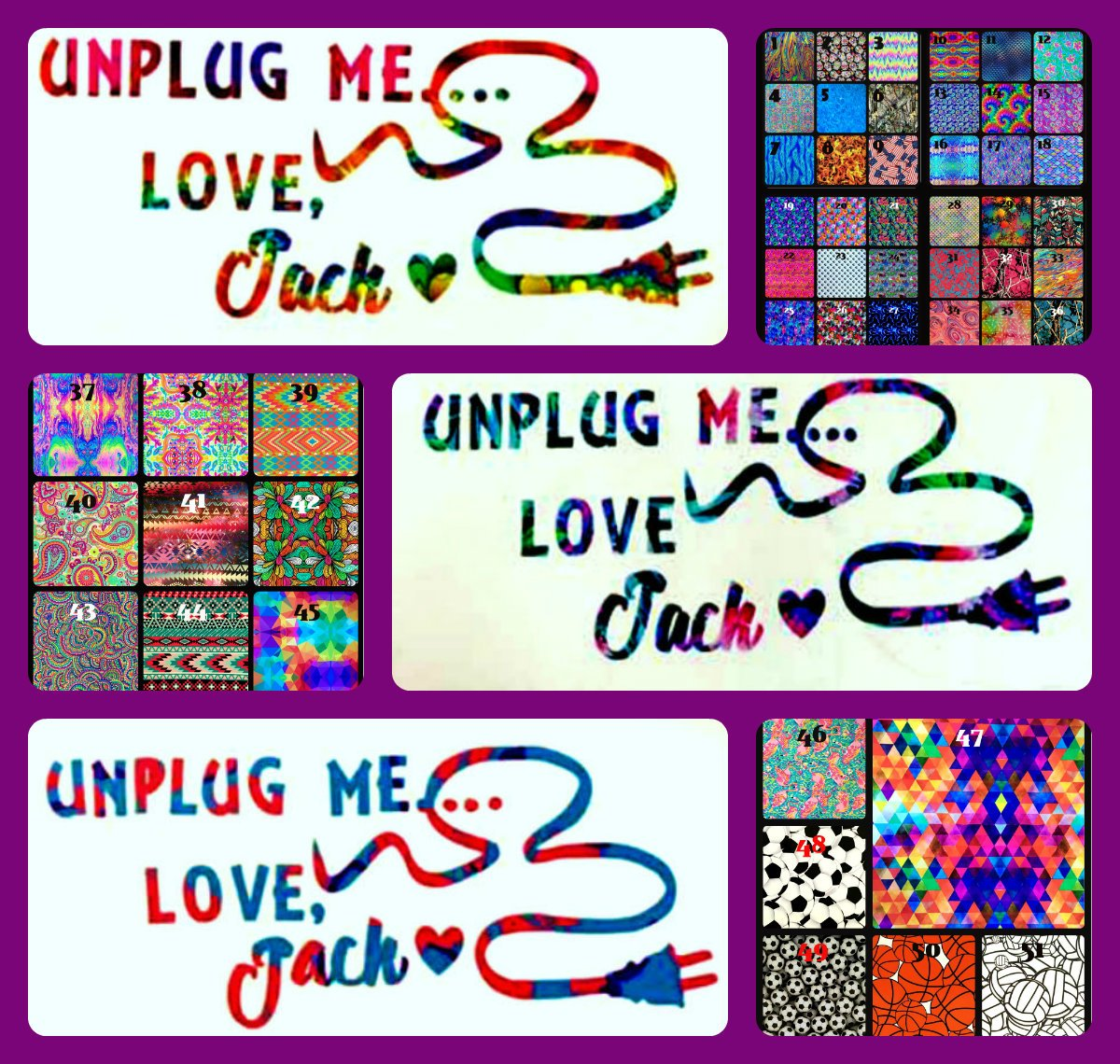 Unplug Me Crock Pot Vinyl Decal - Instapot Sticker - Instant Pot - This is Us Sticker - Unplug Me Love Jack - Crockpot Decal - Choose Color