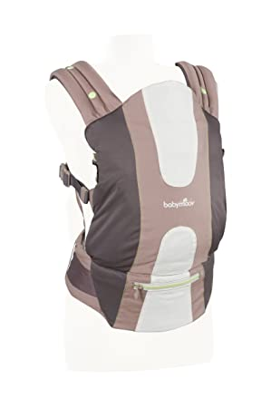 c3c862e428d Babymoov Physiological Baby Carrier (Almond Taupe)  Amazon.co.uk  Baby
