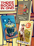 The Lost Bookshop Box Set: A Middle Grade Fantasy Series for Kids Age 6-11