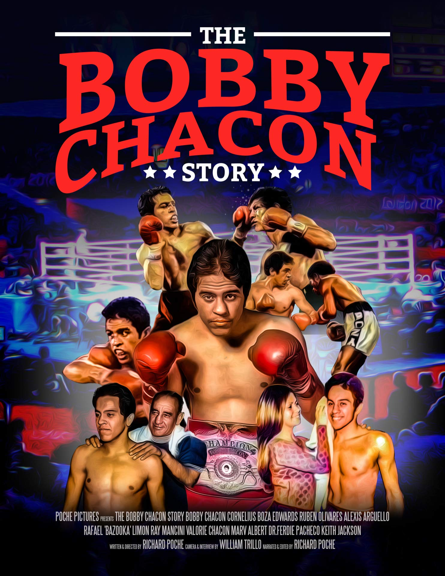 The Bobby Chacon Story