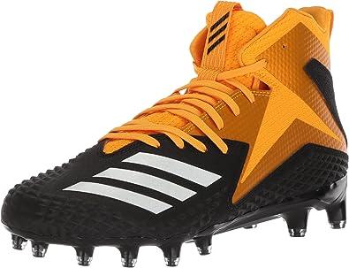 Adidas Scarpe da calcio Freak X Carbon Mid, nucleo nero