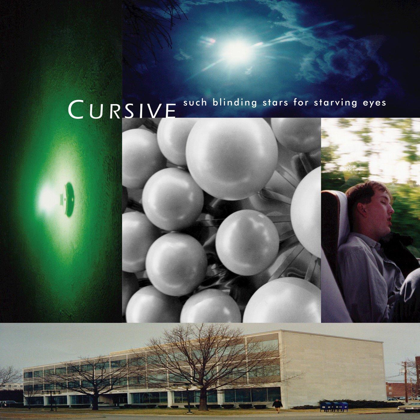 Cursive - Such Blinding Stars For Starving Eyes (Colored Vinyl, Blue, Reissue)