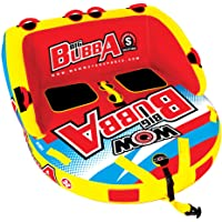 Wow World of Watersports, Big Bubba Hi Visbility Towable Deck Seat, Front and Back Tow Points