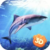 the escapist game - Tiger Shark Game: Ocean Monster Deadly Strike Beast Attack | Water Creatures Sea Animal Simulator